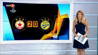 Спортна емисия, 12:35 – 18 септември 2020 г.