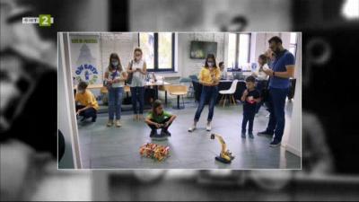 Каква е ролята на образователната роботика в българските училища