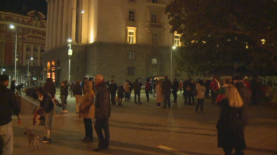 Day 111 of protests in Sofia
