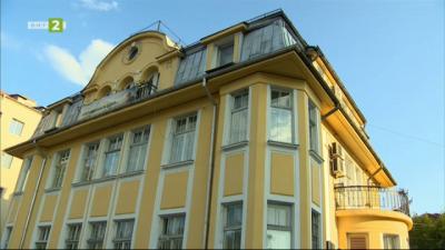 """Къщата на Димитър Цоков на """"Царигадско шосе"""""""