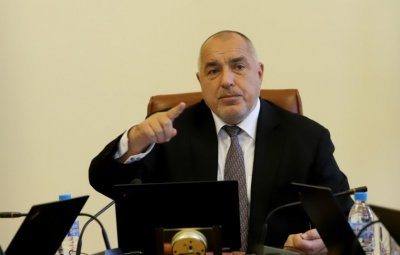 Covid-19 positive Bulgarian PM calls on people to observe measures