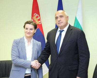 Bulgaria's Prime Minister congratulated Ana Brnabic on her re-election as Prime Minister of Serbia