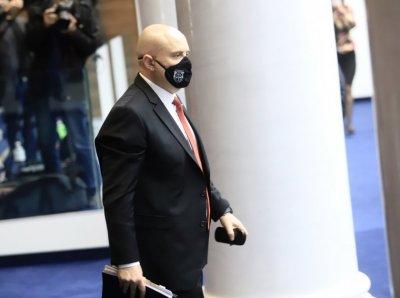 Bulgaria's Prosecutor General Ivan Geshev is in quarantine