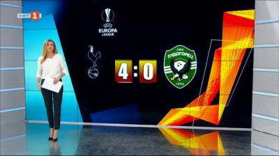 Спортна емисия, 20:50 – 27 ноември 2020 г.