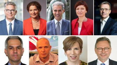 Избор на нов Изпълнителен борд на Европейския съюз за радио и телевизия