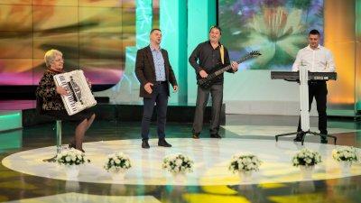 Родопският певец Хамид Имамски и акордеонистката Диди Кушлева - 28.11.2020