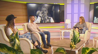 """Християна Тодорова и Димитър Кузманов - гости в """"Извън играта"""""""