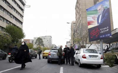 Ситуацията в Иран след убийството на шефа на ядрената програма на ислямската република