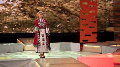 Певицата Кичка Христова - 28.11.2020