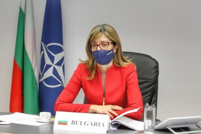 Bulgaria's Minister of Foreign Affairs highlights the growing importance of NATO for the Black Sea region