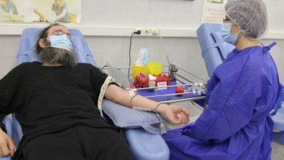 Kırcaali ve Haskovo'da da kan plazması bağışı yapılacak