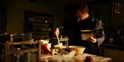 Пекарят
