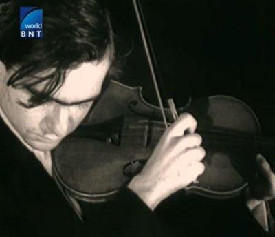 Васко Абаджиев /95 години от рождението на цигуларя/