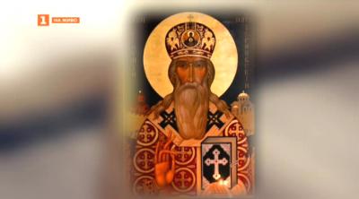 Успение на Св. патриарх Евтимий Търновски
