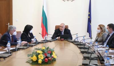 PM Borissov: We are working hard on the Three Seas initiative