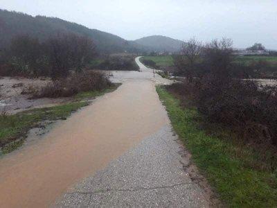 Torrential rains cause road closures in South Bulgarian region of Ivaylovgrad