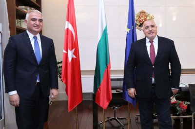 PM Borissov: With the overcoming of the COVID-19 pandemic, the tourist flow between Bulgaria and Turkey will resume