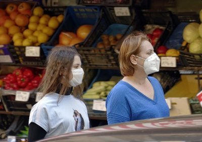 Wearing face masks outdoors becomes obligatory in Kyustendil
