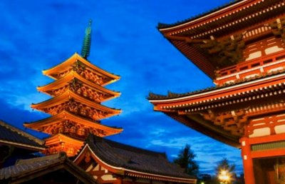 Япония отблизо