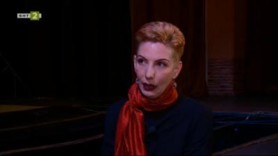 """Примата Теодора Стефанова - балет """"Арабеск"""" отбелязва 50-годишнината на своята любима примабалерина"""