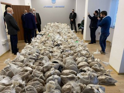 Bulgarian authorities seize large-scale heroin shipment
