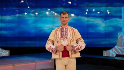 """Младият певец Ивайло Маджаров - гост в """"Иде нашенската музика"""""""