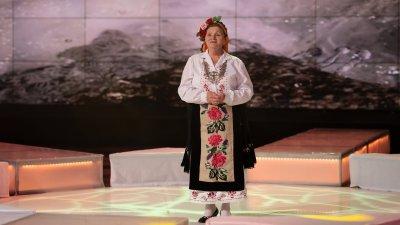 Северняшката певица Василка Дамянова