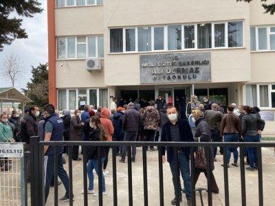 Türkiye'den 26 bin oy geldi