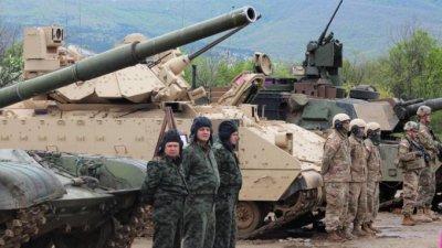 Bulgaristan askeri tatbikatlara ev sahipliği yapacak