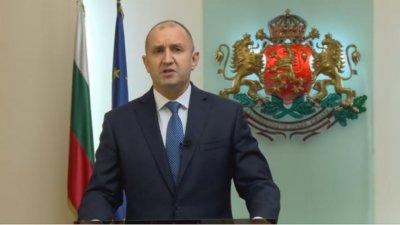Cumhurbaşkanı Radev'den istikrarlı hükümet çağrısı