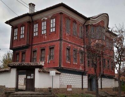 Хаджи Ангеловата къща във Вароша