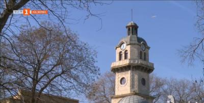 Градският часовник във Варна