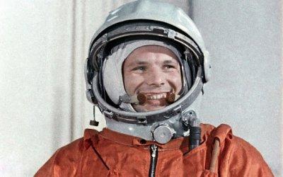 Три дни на Юрий Гагарин. И цял живот