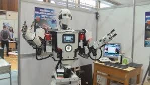 Български проект за възраждане на роботостроенето у нас 02.05.2021