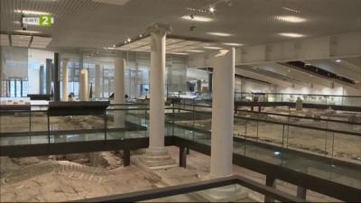 Древното достолепие и модерната експонация на Епископската базилика на Филипопол