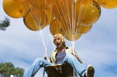 Дани - летящият шезлонг