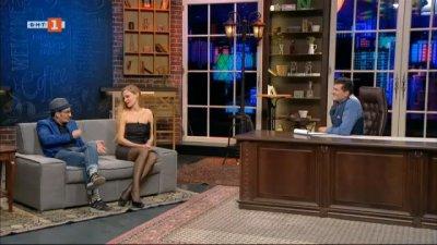 """Пътуване във времето с актьорите от сериала на БНТ """"Порталът"""""""
