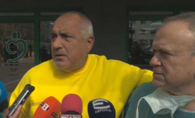 Boyko Borisov kulis arkası sözleşmeler istemiyor