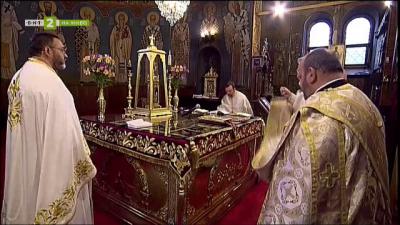 Неделна литургия - 16.05.2021