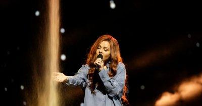 Виктория с впечатляваща първа репетиция на сцената на Евровизия 2021