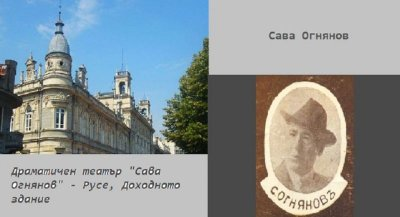 Сава Огнянов /145 години от рождението на актьора/