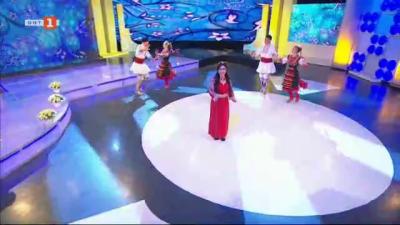 """Петя Панева и Антон Гудов - гости в """"Иде нашенската музика"""""""
