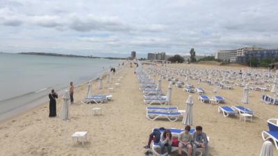 Summer 2021: Beaches on the Bulgarian Black Sea coast open to tourists