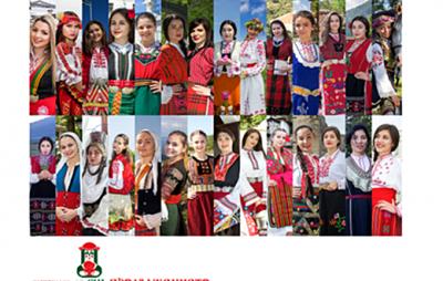 Млад фотограф показва красотата на националните ни носии и националните ни забележителности