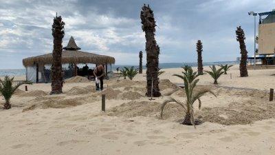 Sunny Beach Bir Haziran'da turizm sezonunu açmaya hazırlanıyor