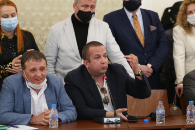 Prosecutor's office launched investigation into allegations made by businessman Ilchovski during ad-hoc parliamentary committee hearing