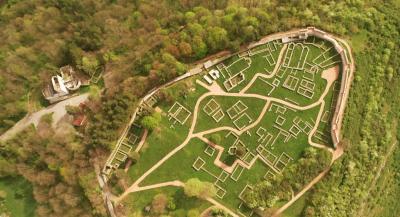 Крепостта Перник - 23.05.2021