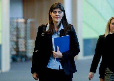 The official visit of European Chief Prosecutor, Laura Kövesi, to Bulgaria began