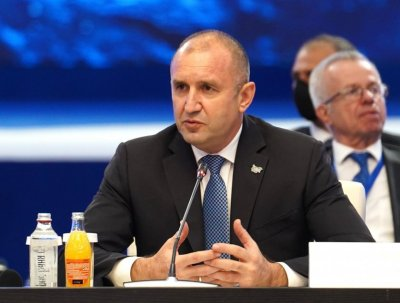 President Radev at 3SI: We highly appreciate the support of the US, Germany and EC