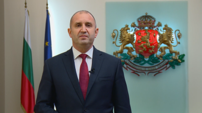 Bulgaria's President Radev will participate at the European Council Meeting in Brussels